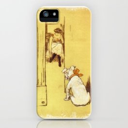 Dogs Large and Small, Ideal for Dog Lovers (54) iPhone Case