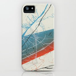 Memoir #17 iPhone Case