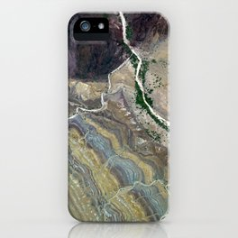Grand Canyon bird's eye view #3 iPhone Case