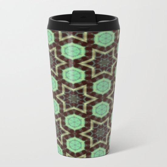 Mint Chocolate Metal Travel Mug