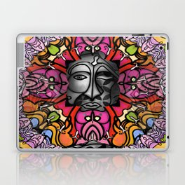 Face One Laptop & iPad Skin