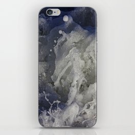 ocean commotion iPhone Skin