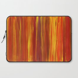 Sunset stratum Laptop Sleeve