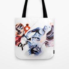 P.O.A.M Fender Tote Bag