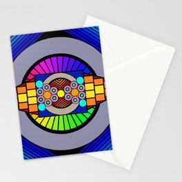All Aboard the Mothership Stationery Cards