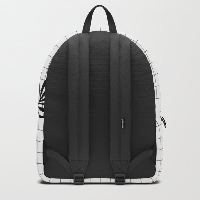 Checks & Leaf #society6 #decor #buyart Backpack