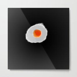 What's For Breakfast Metal Print