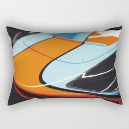 Pole Position Rectangular Pillow