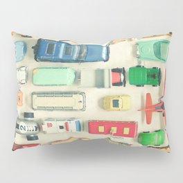 Free Parking Pillow Sham