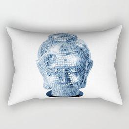 BUDDHA DISCO Rectangular Pillow