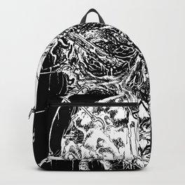 Hellraiser Horror Skull Backpack