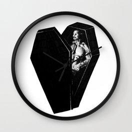 Konstantin - Spooky Booty Nood Dood Wall Clock