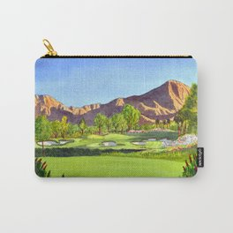 Indian Wells Golf Resort Celebrity Course Hole 16 Carry-All Pouch
