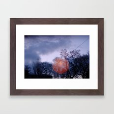 Come in from the Cold Framed Art Print