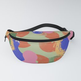 Abstract VI. - We are all the same in different way Fanny Pack