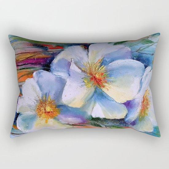 Anemones Rectangular Pillow