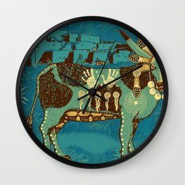 Cowchina Wall Clock