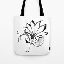 UWANTTHEREALNESS Tote Bag