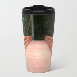 Red Cedar Hiking Bridge Travel Mug