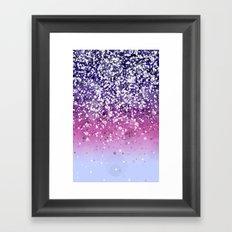 Spark Variations VIII Framed Art Print