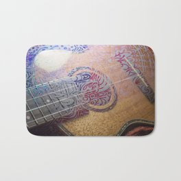 A New Tune Bath Mat