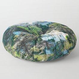 Erice art 7 Floor Pillow