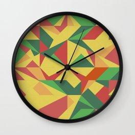 Futuro Wall Clock