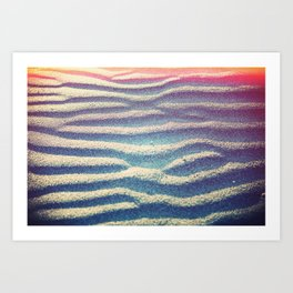 Way We Have Lengths Art Print