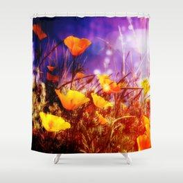 Alice's Dream Shower Curtain