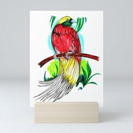 Lesser Bird Mini Art Print