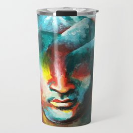Mountains On My Mind Travel Mug