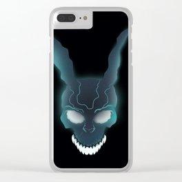 Donnie Darko Clear iPhone Case