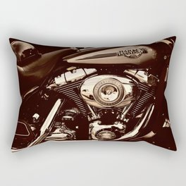 American Iron Rectangular Pillow