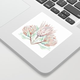Protea #society6 #buyart Sticker