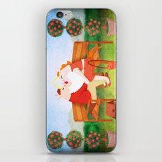 Unicorn Kiss iPhone & iPod Skin