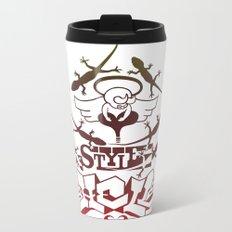 Style Hell Metal Travel Mug