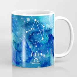 Libra constellation Coffee Mug