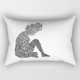 Growing On Me Rectangular Pillow