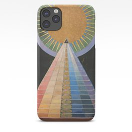 Altarpiece No. 1 Group X Hilma Af Klint 1915 iPhone Case