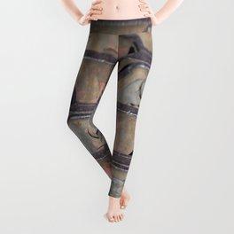 Grate Curves Leggings