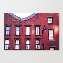 Greenwich Ave Canvas Print