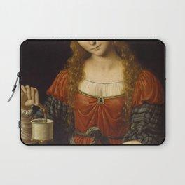 Bernardino Luini - Mary Magdalen Laptop Sleeve