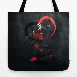 Quinn of Fools Tote Bag