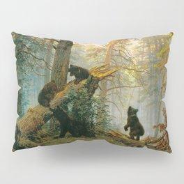 "Ivan Shishkin ""Morning in a Pine Forest"" Pillow Sham"