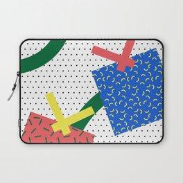 Memphis Christmas Presents Laptop Sleeve