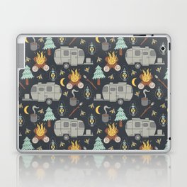 Airstream Camping Laptop & iPad Skin