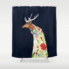 Wilder Mann - The Stag Shower Curtain
