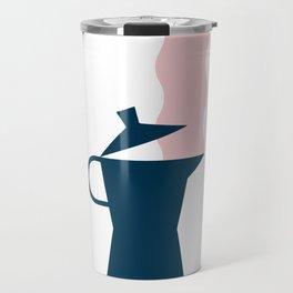 Stove top coffee Travel Mug
