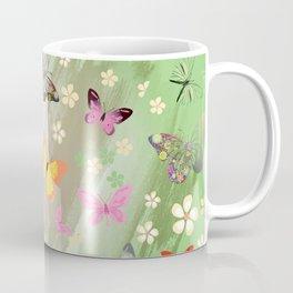 Butterflies 10 (colorful butterflies) Coffee Mug