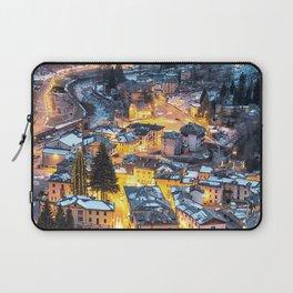 Christmas Village Laptop Sleeve